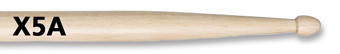 VIC FIRTH American Classic Extreme Hickory 5 A Rumpukapulat